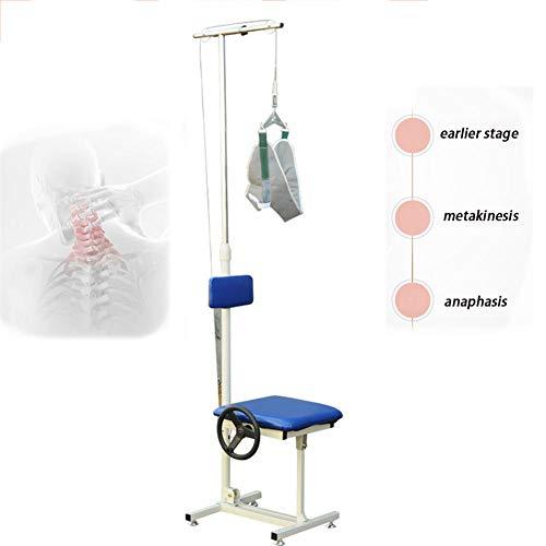 (TRDCZ Hanging Cervical Neck Stretcher,Tractor Portable Health Protective Devices,Chair Treatment Cervical Vertebra Corrective Frame Hanging Neck)