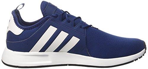 Core da Scarpe Blu X Black White Uomo Footwear Ginnastica Mystery adidas Blue PLR Basse C7STTaqw