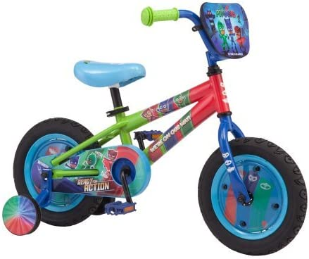 12 Nickelodeon Pj Masks Kids Bike, Multi-Color