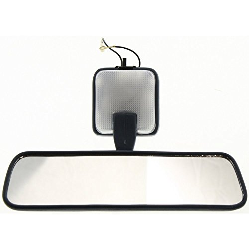 (Kool-Vue TY12G Blue-Gray Rear View Mirror)