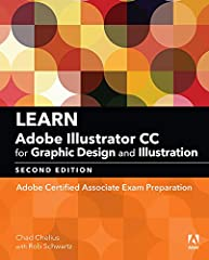 Adobe Illustrator CC is the most popular vector illustration application available. Print and screen designers use it to create powerful artwork composed of shapes, color, and highly styled text. Illustrator is a necessary tool for anyone con...