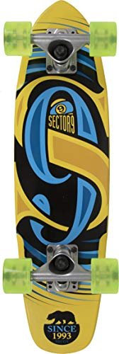 Sector 9 Steady Complete Skateboard, ()
