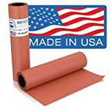 Pink Kraft Butcher Paper Roll - 18 Inch x 175 Feet
