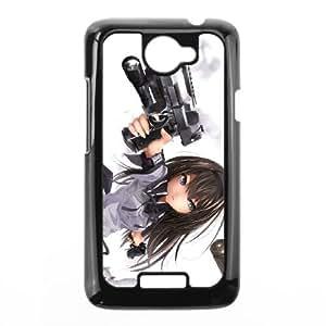 Puella Magi Madoka Magica HTC One X Cell Phone Case Black Hjbyb