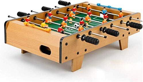 AK Mini mesa de futbolín partido de fútbol, fútbol de futbolín Juego Set regalos para los niños, de interior y al aire libre uso 48.5 * 28 * 13.5,si: Amazon.es: Bricolaje y herramientas