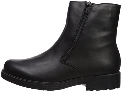Pictures of Propet Men's Troy Chelsea Boot Black Black 5