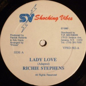 Richie Stephens / Mikey General - Angel Heart / Nothing Really Matter
