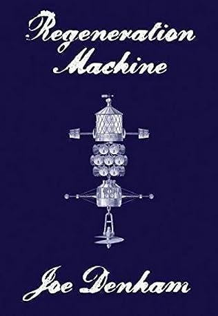 book cover of Regeneration Machine