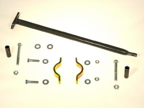 M.O.R.E. SB9037W Steering Box Brace -