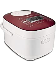 Tefal Optimal Spherical Pot Fuzzy Logic Rice Cooker, 1.8 liter