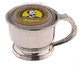 Colonel Conk Model 137 Pewter Shave Mug with Soap