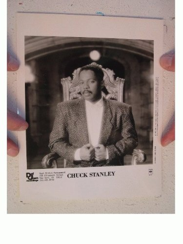 Chuck Stanley Press Kit And Photo 'The Finer Things In Life' by RhythmHound