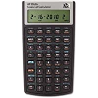 HP 2716570 10bII+ Financial Calculator, 12-Digit LCD by HP