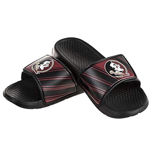 77dcce2fd4 FOCO NCAA Mens Legacy Sport Shower Slide Flip Flop Sandals | Weshop ...