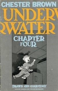 Underwater: Chapter Four (4) ~ My Mother Was a Schizophrenic ~ Matthew 14:24-14:31