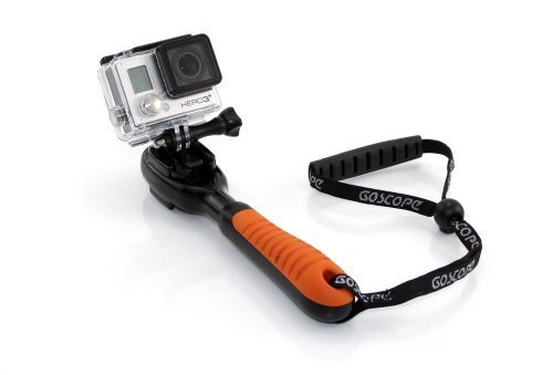 GoScope Clutch – Hand Grip for GoPro Cameras