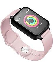 Relógio Smartwatch B57 Hero Band 3 - Rosa