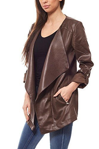 Ashley Brooke Court 008783 Manteau Marron Femme 4gxw4rq6