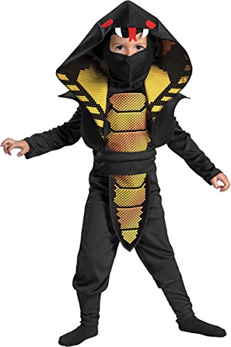 [Cobra Ninja Costume - Toddler Small] (Toddler Cobra Ninja Costumes)