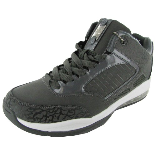 Cadillac Hombres Whizz Sneaker Charcoal / White