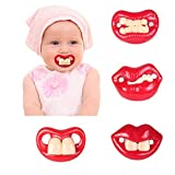 Baby Funny Pacifiers, Silicone Pacifier with Big