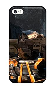 Awesome Case Cover/iphone 5/5s Defender Case Cover(isaac Clarke In Dead Space 3)