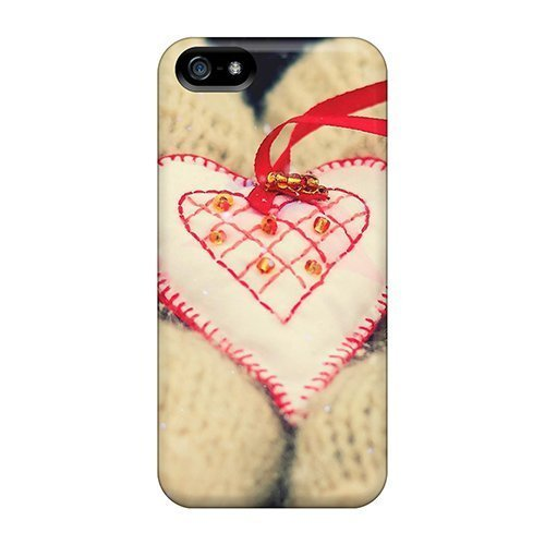 Shatterproof Heart - Customized LO.O Case Anti-scratch And Shatterproof Receive My Heart Phone Case For Iphone 5/5s/ High Quality Case