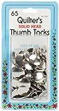 """Quilter's Thumb Tacks 1/2"""" 65/Pkg"""