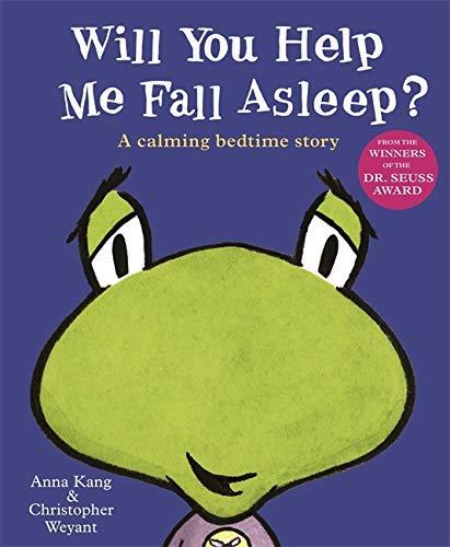 Will You Help Me Fall Asleep? (English Edition)
