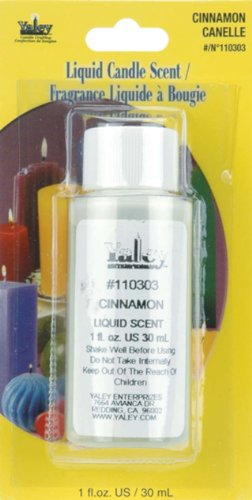 Yaley Candle Scent Liquid - Liquid Candle Scent 1 Ounce Bottle-Cinnamon (Pack Of 1)