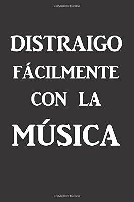 Me distraigo fácilmente con la música: Agenda para amantes ...