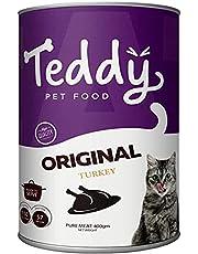 Teddy Pets Food turkey 400 GM