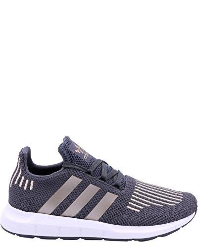 adidas Originals Boys' Swift C Running Shoe, Grey Five/Coppe