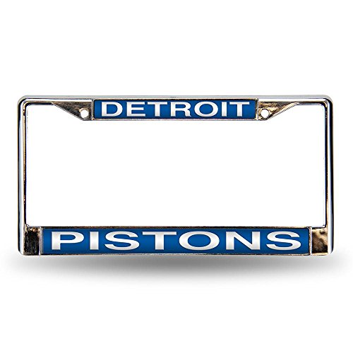 Detroit Pistons Laser - 8