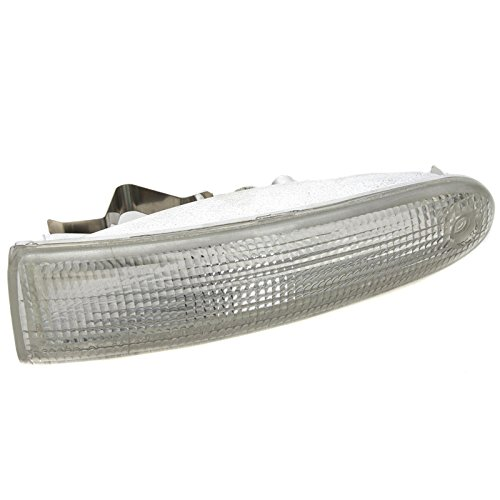 CarPartsDepot Fit 1998-2000 Chrysler Town & Country Front Side Marker Light Driver CH2550119