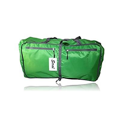 Travel Duffels Lattice Flower Red Duffle Bag Luggage Sports Gym for Women /& Men
