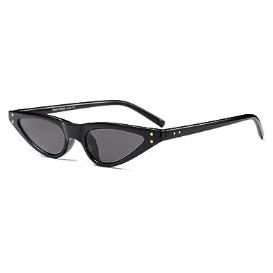 Amazon.com: YaMiFan - Gafas de sol para mujer, diseño retro ...