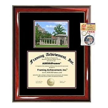 Amazon Com Oberlin College Diploma Frame Graduation