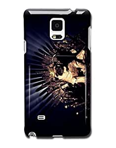 Tomhousomick Custom Design A Song Of Ice And Fire : Game of Thrones Case Cover For Samsung Galaxy Note 4 N9100 2015 Hot New Style