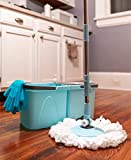 SoftSpin Spin Mop and Bucket – 2 Stage Floor