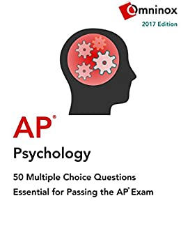 AP Psychology: 50 Multiple Choice questions: Essential for acing the exam