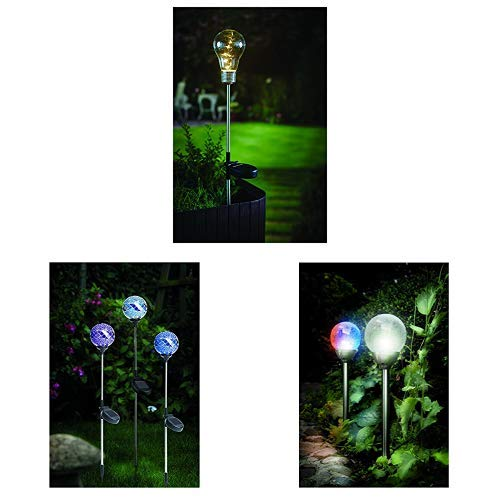 Cole Bright Solar Garden Lights in US - 2
