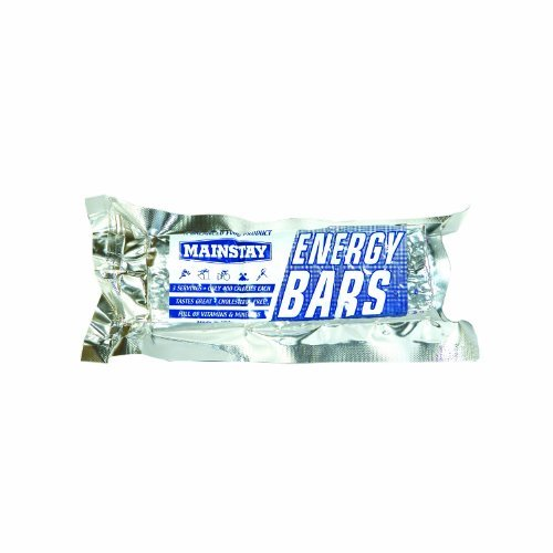 Mainstay Emergency Food 1200-calorie Ration Bar - Kosher by Unknown