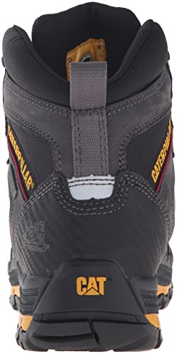 Caterpillar Men's Munising 6'' Waterproof Industrial and Construction Shoe, Dark Shadow, 13 M US by Caterpillar (Image #2)