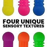 BunMo Fidget Toys - Satisfying 6 Pack Bumpy Fun