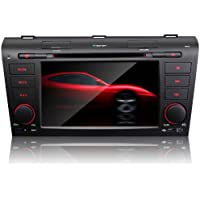 Eonon D5151U 2004-2009 Mazda3 - 7-Inch LCD Touch Screen - DVD / GPS Navigation (Map for USA/CAN) + Bluetooth