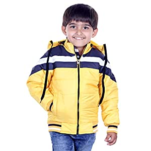Oh Yes Full Sleeve Solid Boys Multicolor Jacket