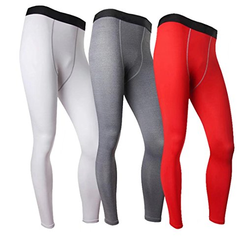 MAGNIVIT Tight Running Fitness Pants Speed Dry Trousers Basketball Pro Running Fitness Pants