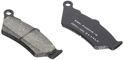EBC Brakes FA209/2 Disc Brake Pad Set ()