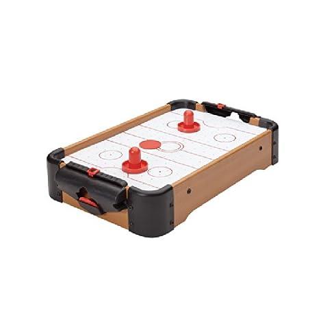 Torre y Tagus 940120 Retro Mini juego de mesa, Air hockey: Amazon ...